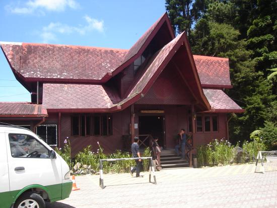 Sutera Sanctuary Lodges office