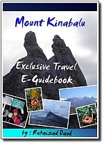 Mount Kinabalu Exclusive Travel E-Guidebook