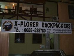 Explorer Backpackers