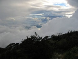 View from Laban Rata